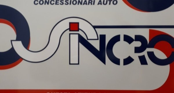 ricambi auto immagine del logo di Sincro